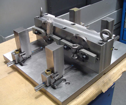 Tooling for manufacturing aimed
